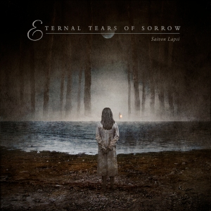 ETERNAL TEARS OF SORROW - Saivon Lapsi cover art